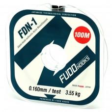 Леска Fudo FDN-1 0,16