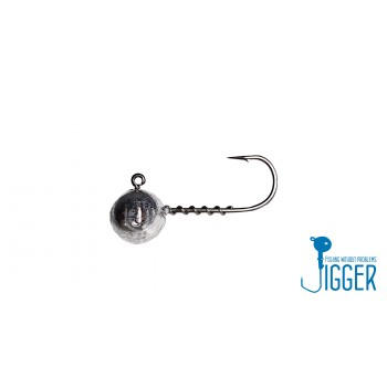 Джиг-головка Owner Jig-28 #4 3 гр (5шт/уп)